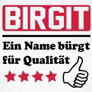 birgit T-Shirts - Frauen T-Shirt