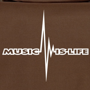 music_is_life_pulse Borse - Tracolla