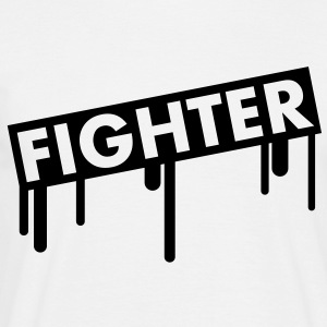 fighter T-shirts - T-shirt herr