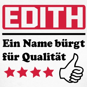 edith T-Shirts - Frauen T-Shirt