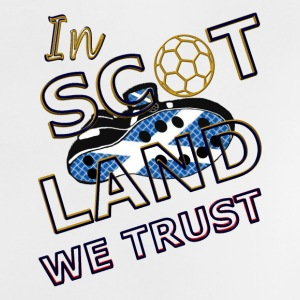 in scotland we trust Baby Shirts  - Baby T-Shirt