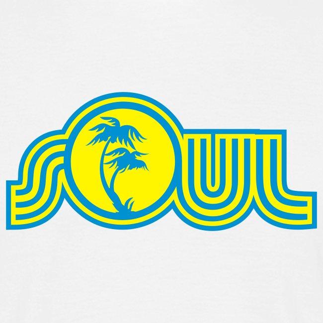 Tropical Soul - Tee-shirt Classique Homme
