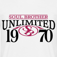 Motif ~ Soul Brother Unlimited - Tee-shirt Classique Homme