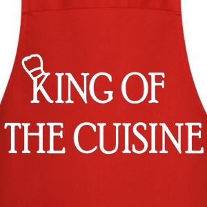 king of the cuisine - Tablier de cuisine