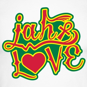 jah love Long sleeve shirts - Men's Long Sleeve Baseball T-Shirt