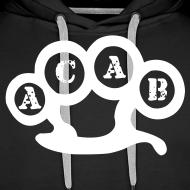 Design ~ ACAB Sleeve Print Hoody