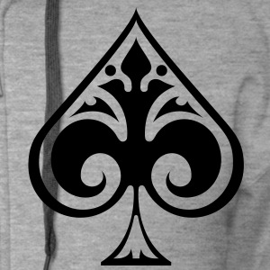 SPADES - Men's Premium Hooded Jacket