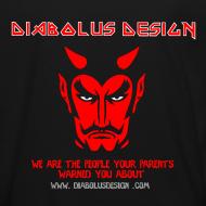 Design ~ Kids Diabolus Design T-Shirt
