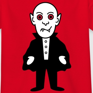 Vampire Kids' Shirts - Teenage T-shirt