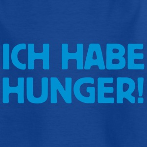 Ich habe Hunger T-Shirts - Teenager T-Shirt