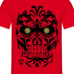 Mexican Skull Tee shirts - T-shirt Homme
