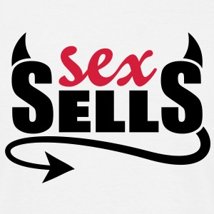 Sex sells T-Shirts - Männer T-Shirt