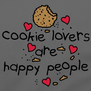 cookies lovers are happy people Sacs - Sac à bandoulière