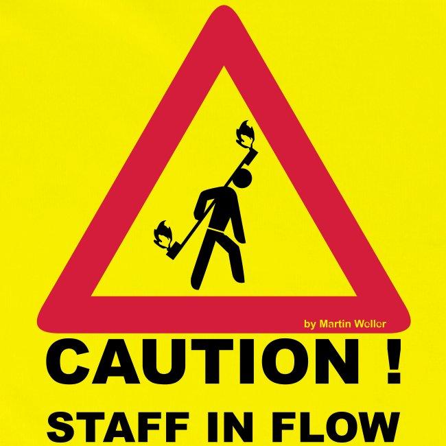 Warnweste Staff Spieler