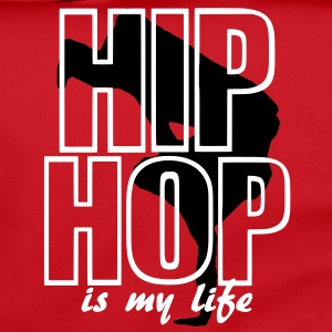 hip hop is my life Torby - Torba na ramię