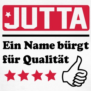 jutta T-Shirts - Frauen T-Shirt