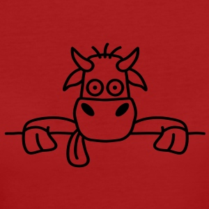 funny_cow Camisetas - Camiseta ecológica mujer