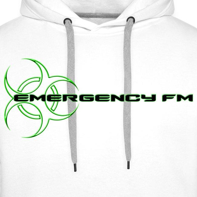 EmergencyFM Website Logo Hoodie
