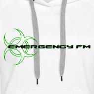 Design ~ EmergencyFM Website Logo Hoodie