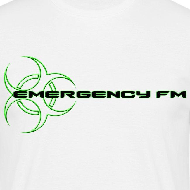 EmergencyFM Website Logo T-Shirt
