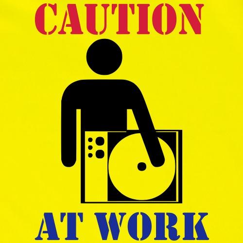 Caution DJ At Work 2