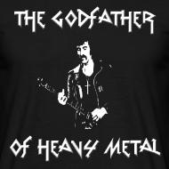 Design ~ Godfather of Metal T-Shirt