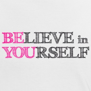 believe in yourself T-Shirts - Women's Ringer T-Shirt