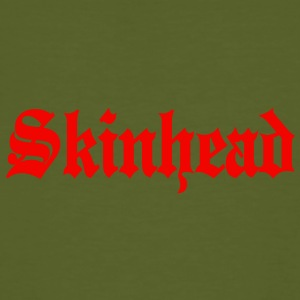 1 colors - Skinhead My Way of Life Skinheads Bootboys Rudeboys Skins Oi! T-shirts - Ekologisk T-shirt herr