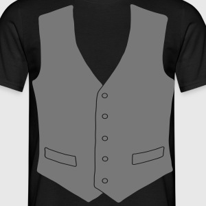 vest_man T-Shirts - Men's T-Shirt