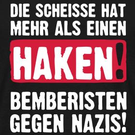 Motiv ~ BEMBERISTEN GEGEN NAZIS!