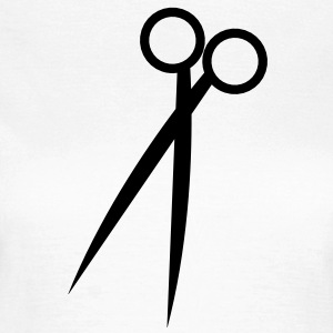 professional hairstylist scissors T-Shirts - Women's T-Shirt