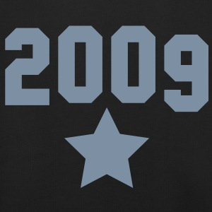 2009 with a silver star Kids' Tops - Kids' Premium Hoodie