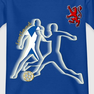 scotland football soccer player Kids' Shirts - Teenage T-shirt