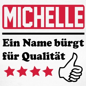 michelle T-Shirts - Frauen T-Shirt