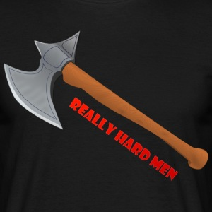 Really Hard-Men T-Shirts - Männer T-Shirt