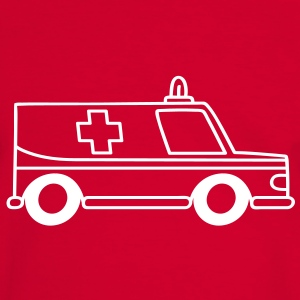 ambulance Tee shirts - T-shirt contraste Homme