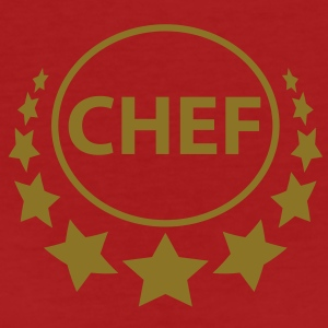 chef T-shirts - Organic damer