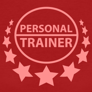 personal_trainer T-shirts - Organic damer