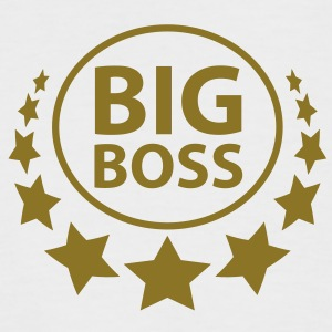 big_boss T-Shirts - Men's Baseball T-Shirt