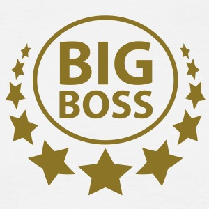 big_boss T-Shirts - Männer T-Shirt