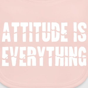 Attitude Is Everything Accessoires - Bio-slabbetje voor baby's