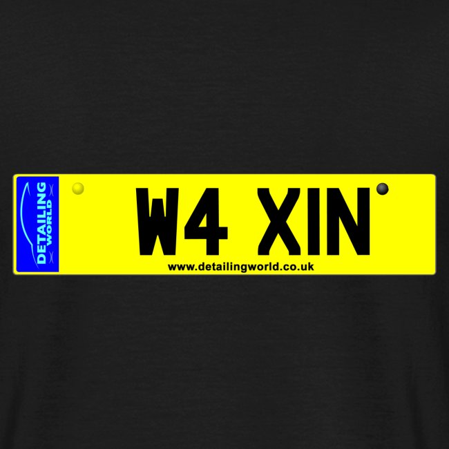 Detailing World WAXIN' T-Shirt