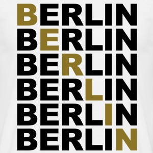 berlin T-shirts - Herre-T-shirt