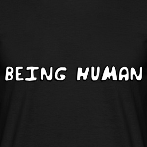 Being human T-shirt - T-shirt herr