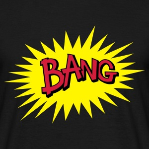 Bang - T-shirt Homme