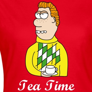 Tea Time T-shirts - T-shirt dam