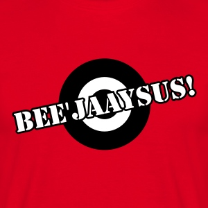 Bee'jaysus - Men's T-Shirt