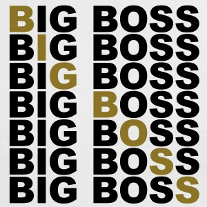 big_boss T-Shirts - Frauen Kontrast-T-Shirt