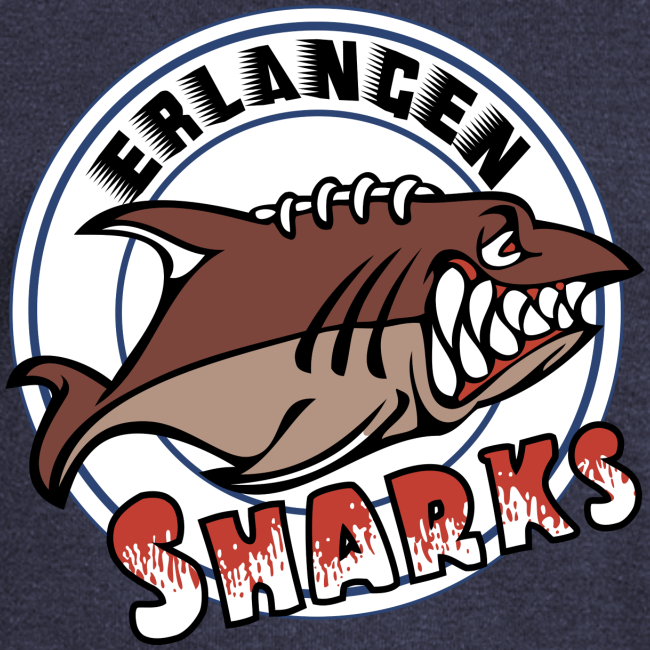 Erlangen Sharks Color Pullover (w, navy)