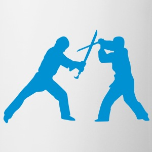 Sword fight Mugs  - Tasse